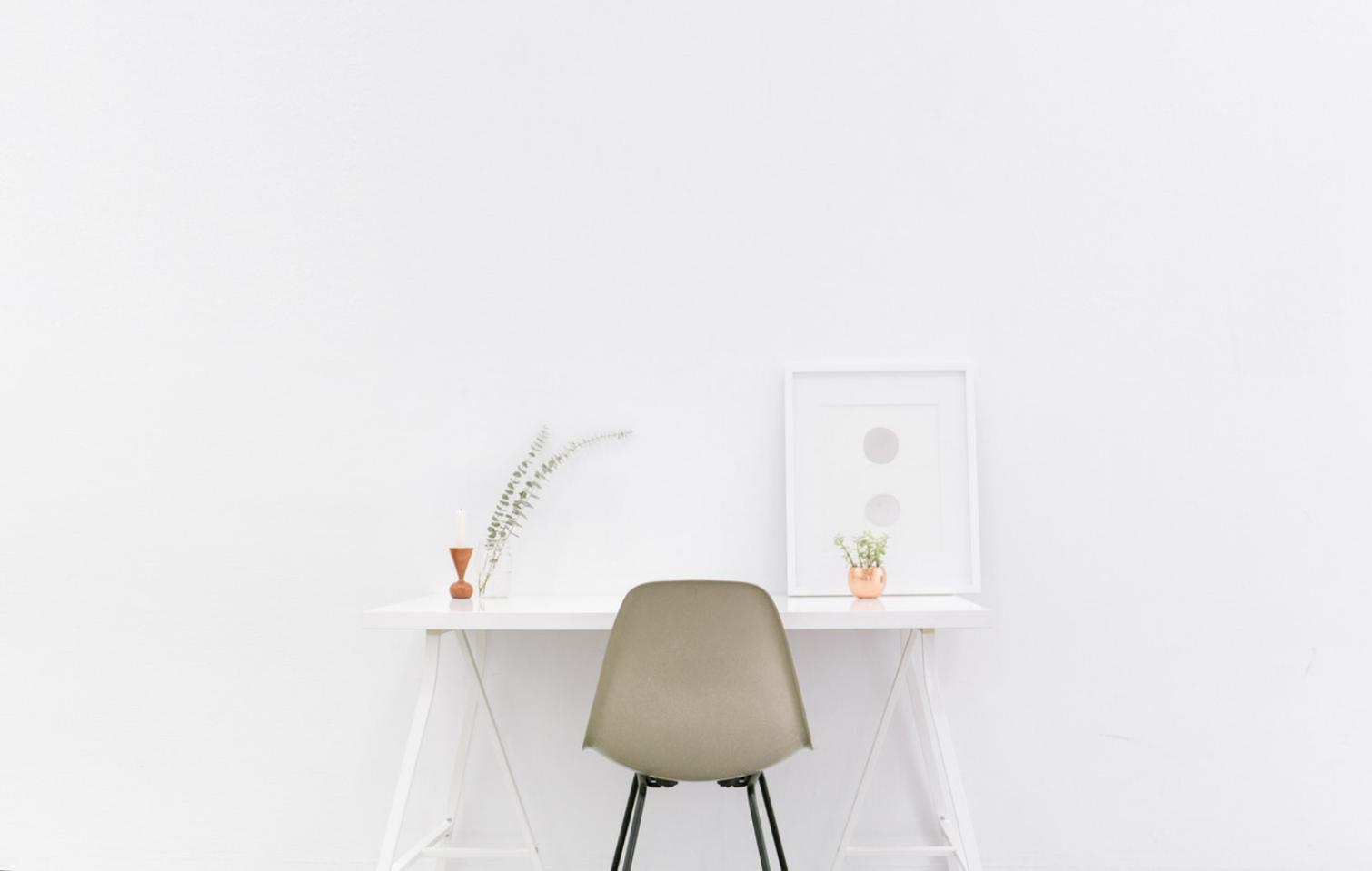 офис, пространство, светло