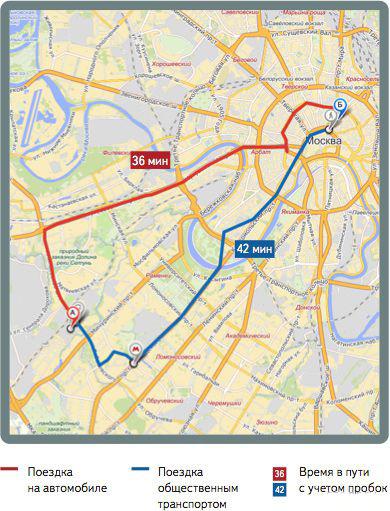 общественный транспорт vs метро