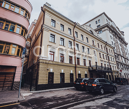 Офисные помещения под ключ Новохохловская улица Аренда офиса 20 кв Басманная Новая улица