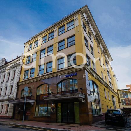 Готовые офисные помещения Тихвинский переулок Аренда офиса 35 кв Ферсмана улица