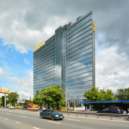 Бизнес-центр «Mebe One Khimki Plaza»
