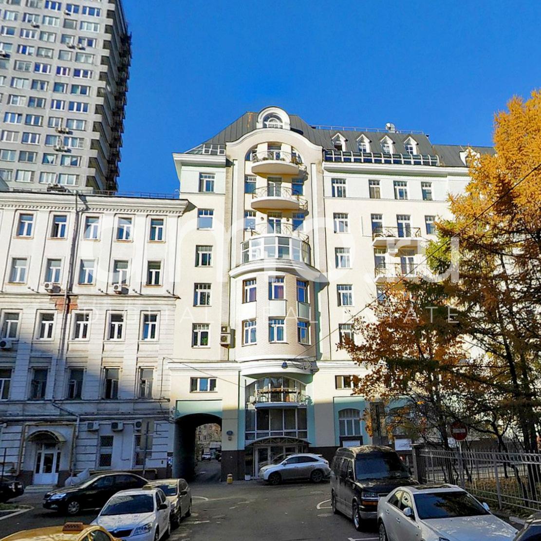 Готовые офисные помещения Трубниковский переулок Снять офис в городе Москва Рыбников переулок