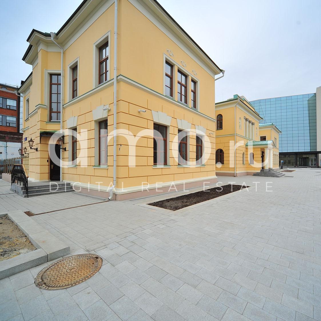Офисные помещения под ключ Бескудниковский переулок аренда офиса на баррикадной