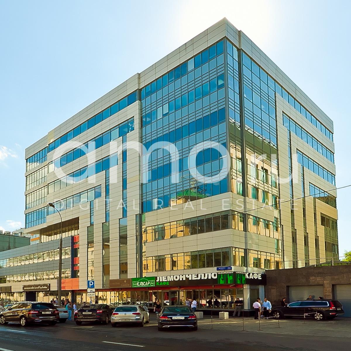 Офисные помещения под ключ Зубовская улица авито новороссийск коммерческий недвижимость