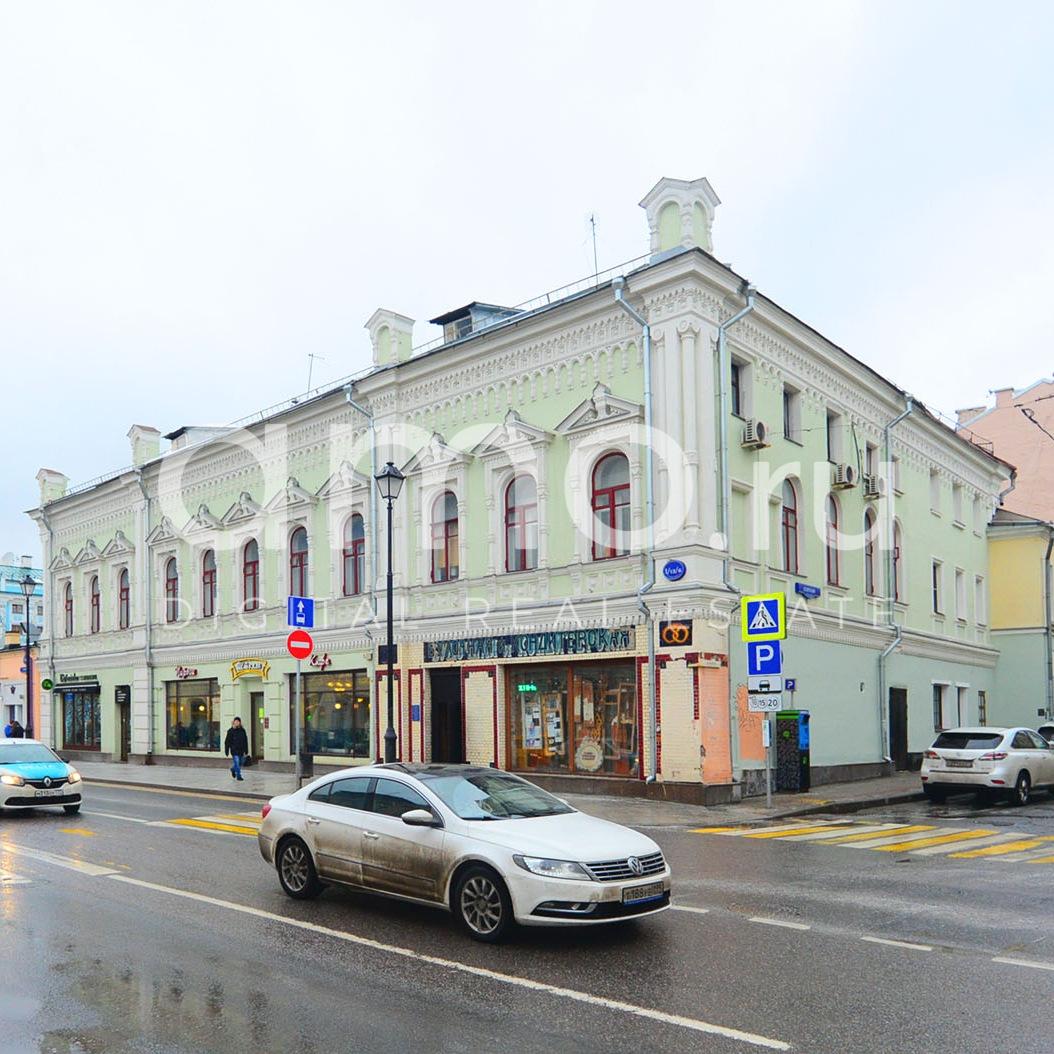 Снять помещение под офис Старосадский переулок поиск офисных помещений 50 лет Октября улица