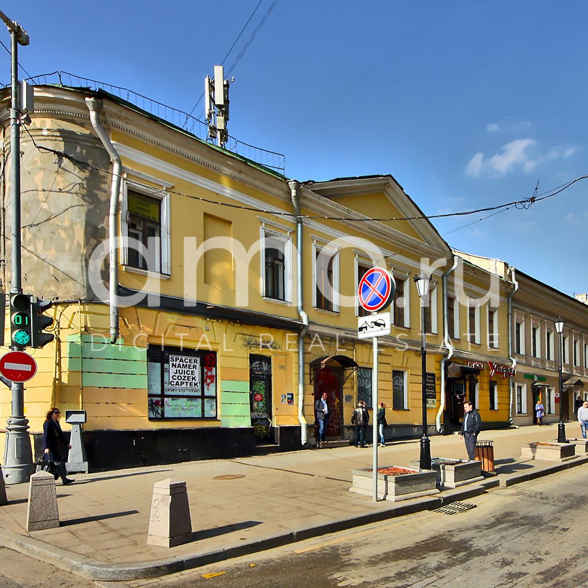Коммерческая недвижимость Забелина улица Аренда офиса 40 кв Лыковская 2-я улица
