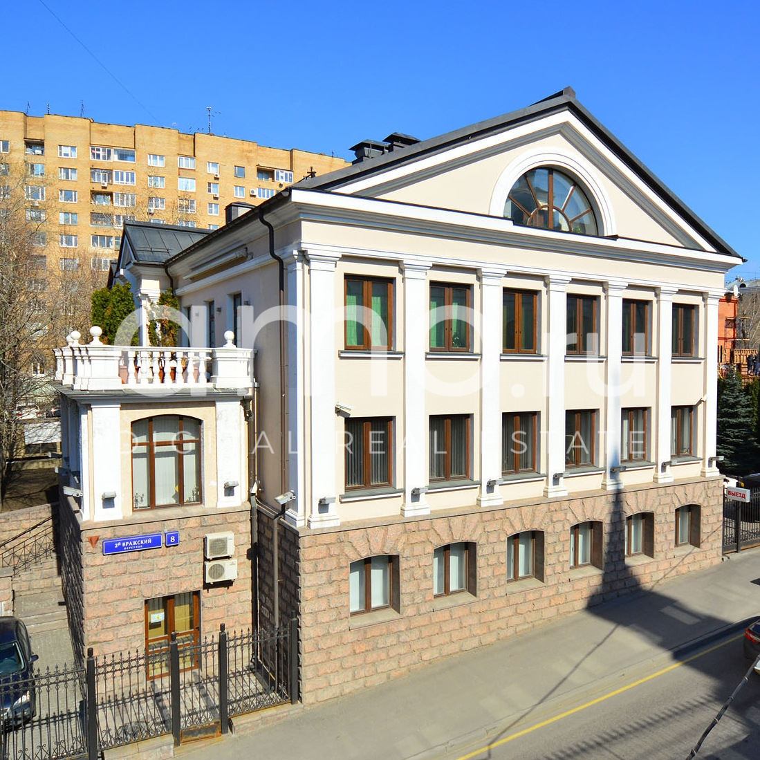 Аренда офисов от собственника Тружеников 2-й переулок снять помещение под офис Народная улица