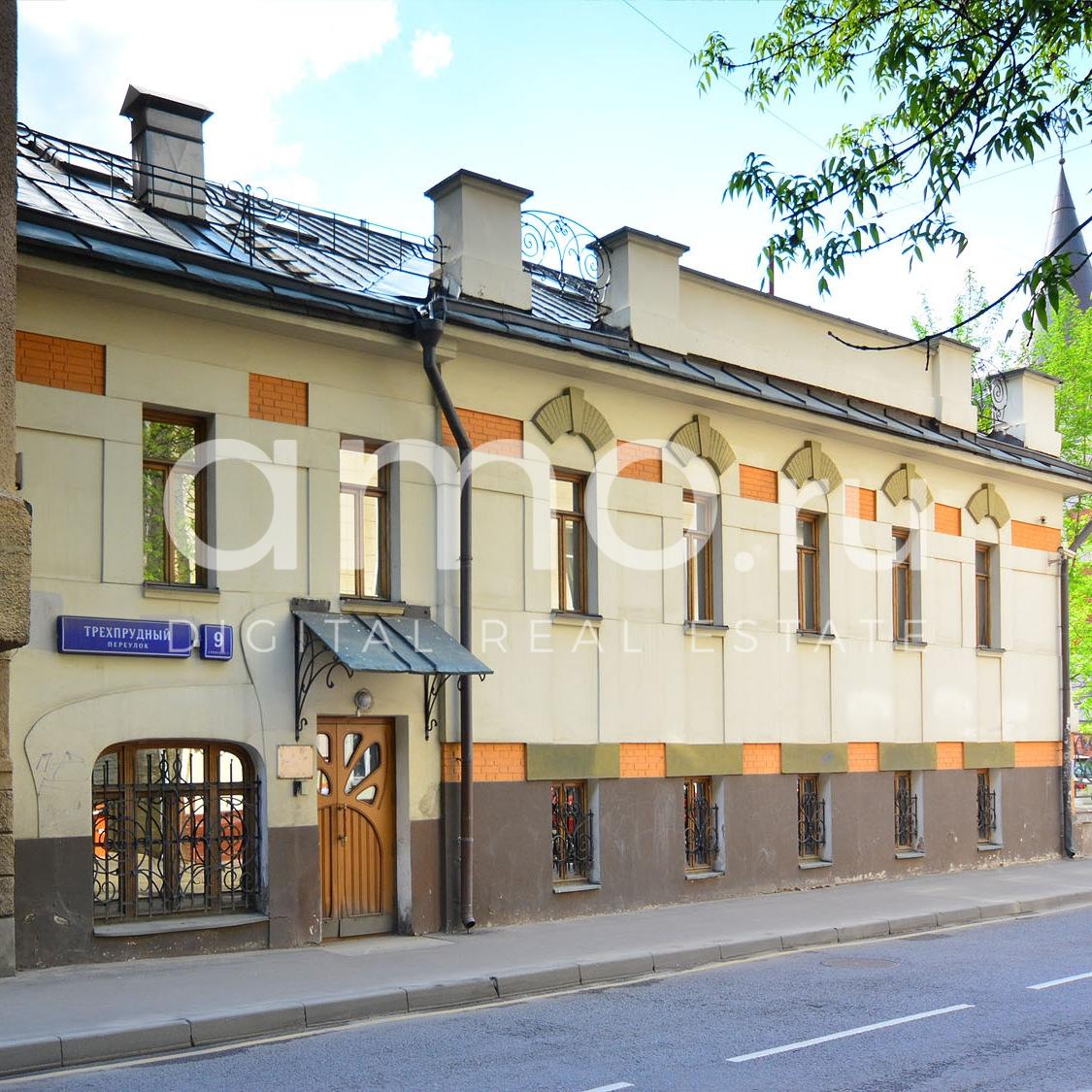Офисные помещения Козихинский Малый переулок Аренда офиса 40 кв Шипиловский проезд