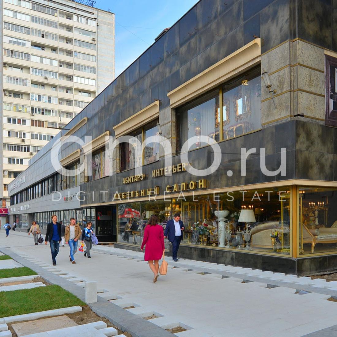 Поиск офисных помещений Садовая-Триумфальная улица снять помещение под офис Раменки