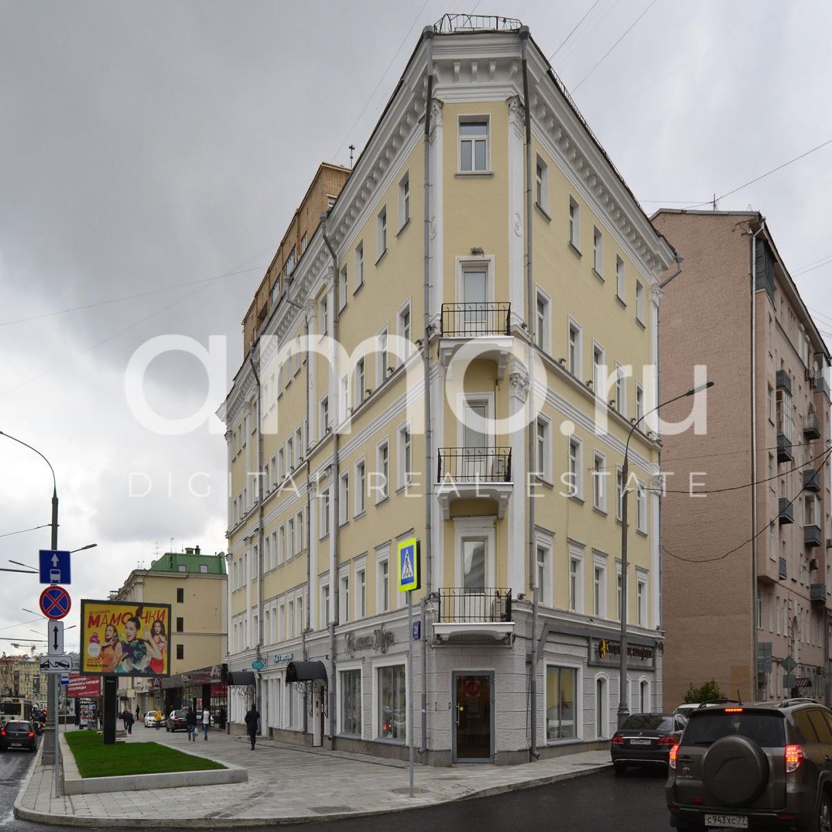 Найти помещение под офис Крымский Вал улица аренда офисов в г Москва