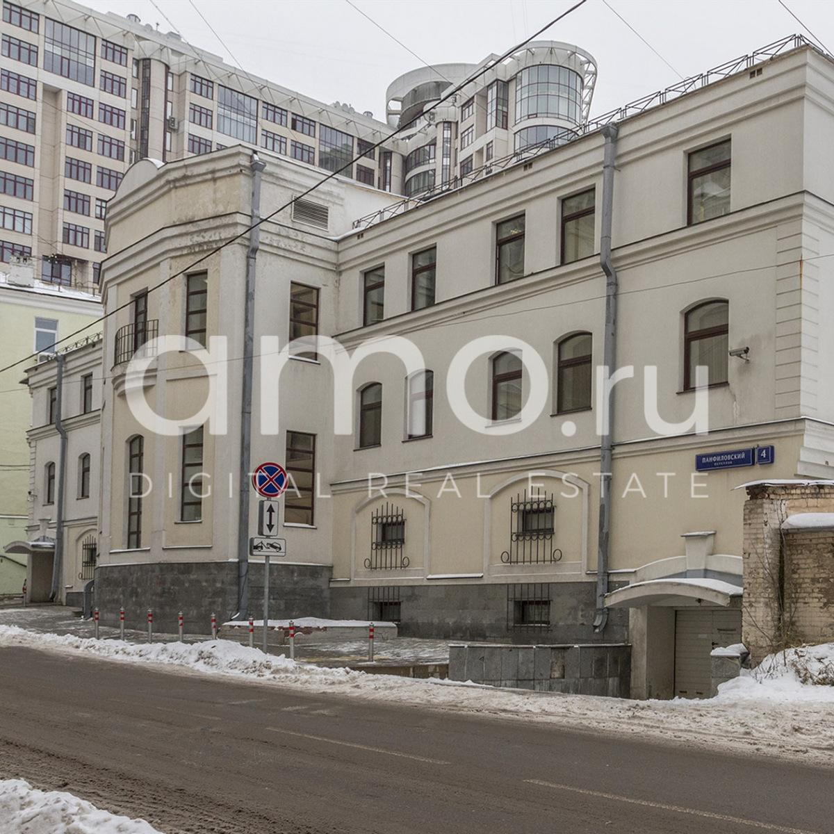 Поиск офисных помещений Проточный переулок анализ цен аренды на коммерческую недвижимость
