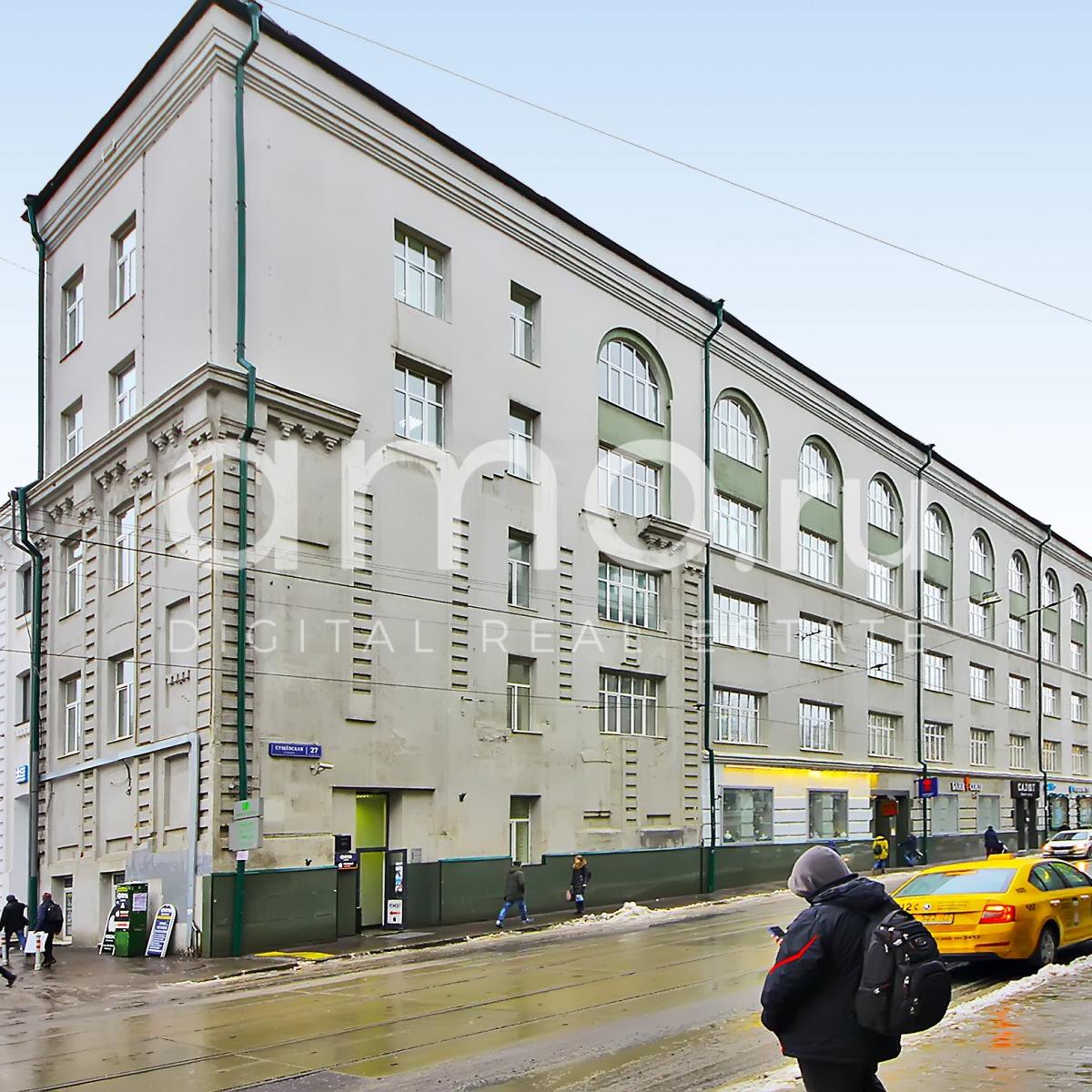 Офисные помещения под ключ Фрунзенская 1-я улица Аренда офиса 40 кв Красный Казанец улица