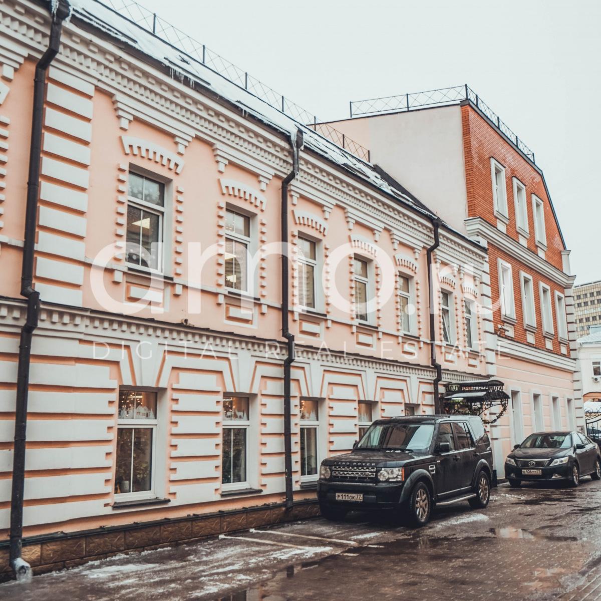 Офисные помещения Щипок улица Коммерческая недвижимость Кетчерская улица