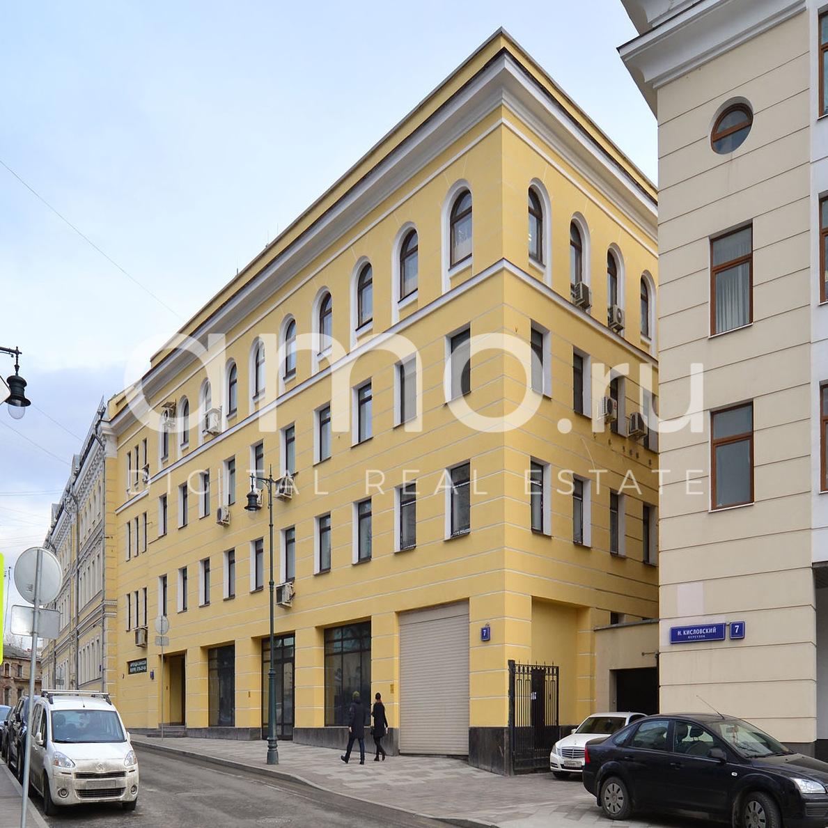 Готовые офисные помещения Кисловский Большой переулок Аренда офисных помещений Волжская