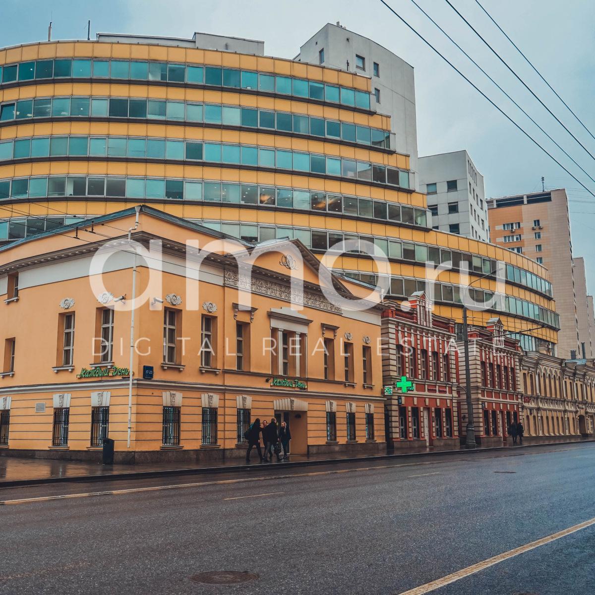 Снять помещение под офис Гончарный проезд коммерческая недвижимость phorum