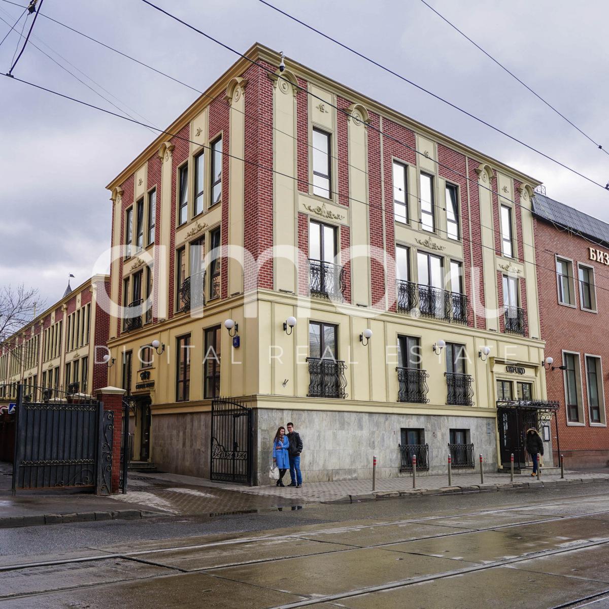 Найти помещение под офис Посланников переулок поиск Коммерческой недвижимости Калитниковская Большая улица