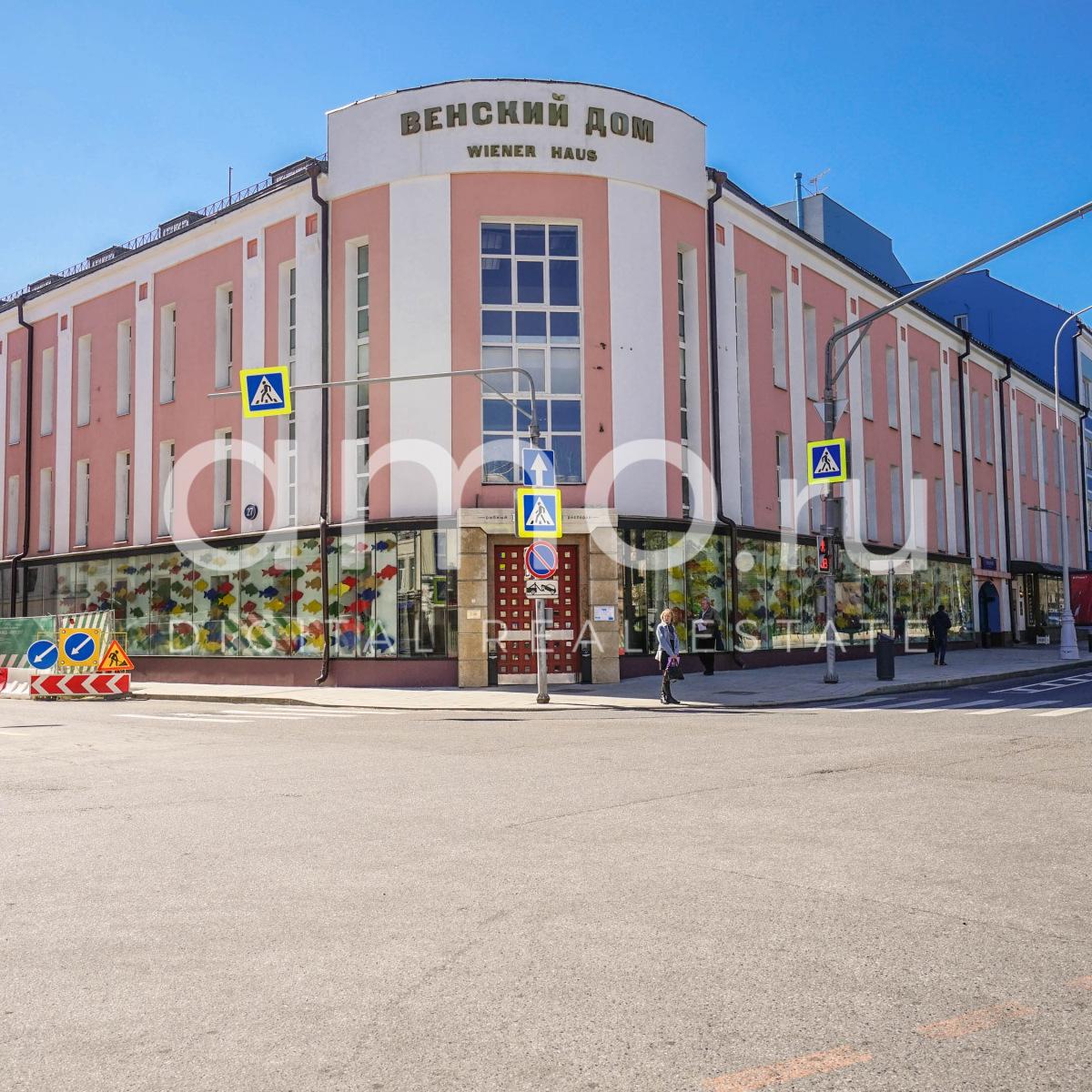 Найти помещение под офис Останкинская 1-я улица готовые офисные помещения Тишинская площадь