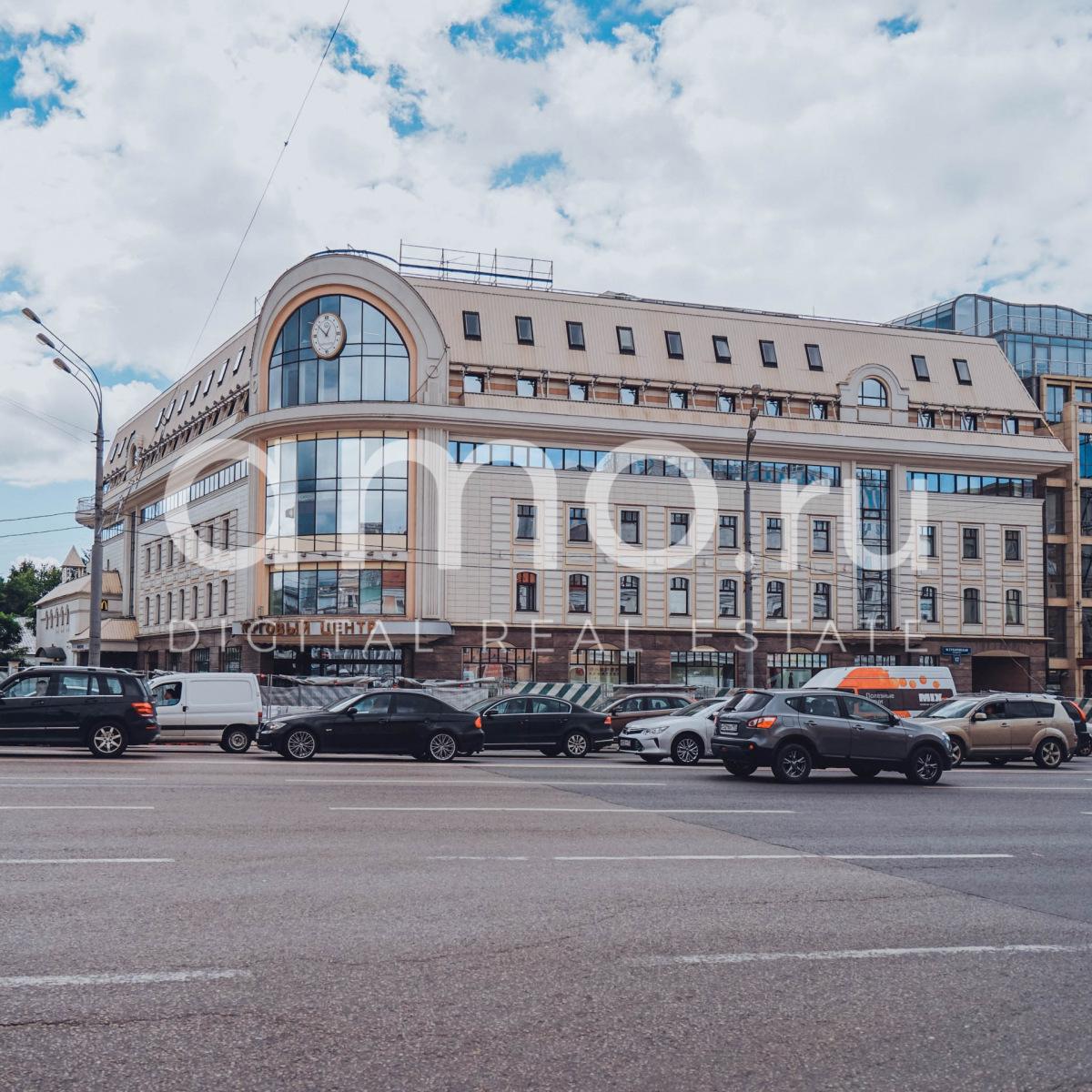 Аренда офисных помещений Садовая-Спасская улица циан москва коммерческая недвижимость нежилые помещения аренда дать объявление