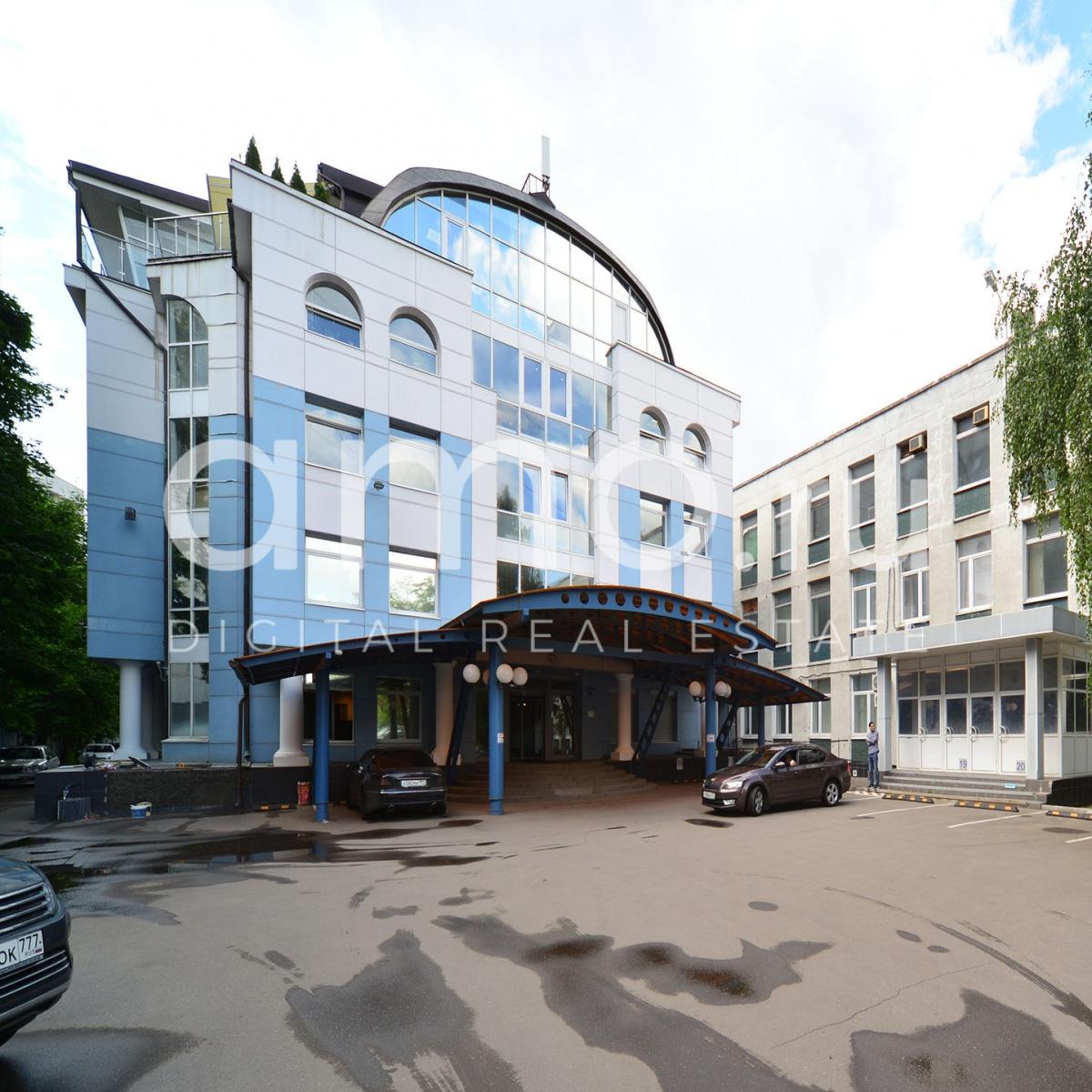 офисные помещения Балтийский 1-й переулок