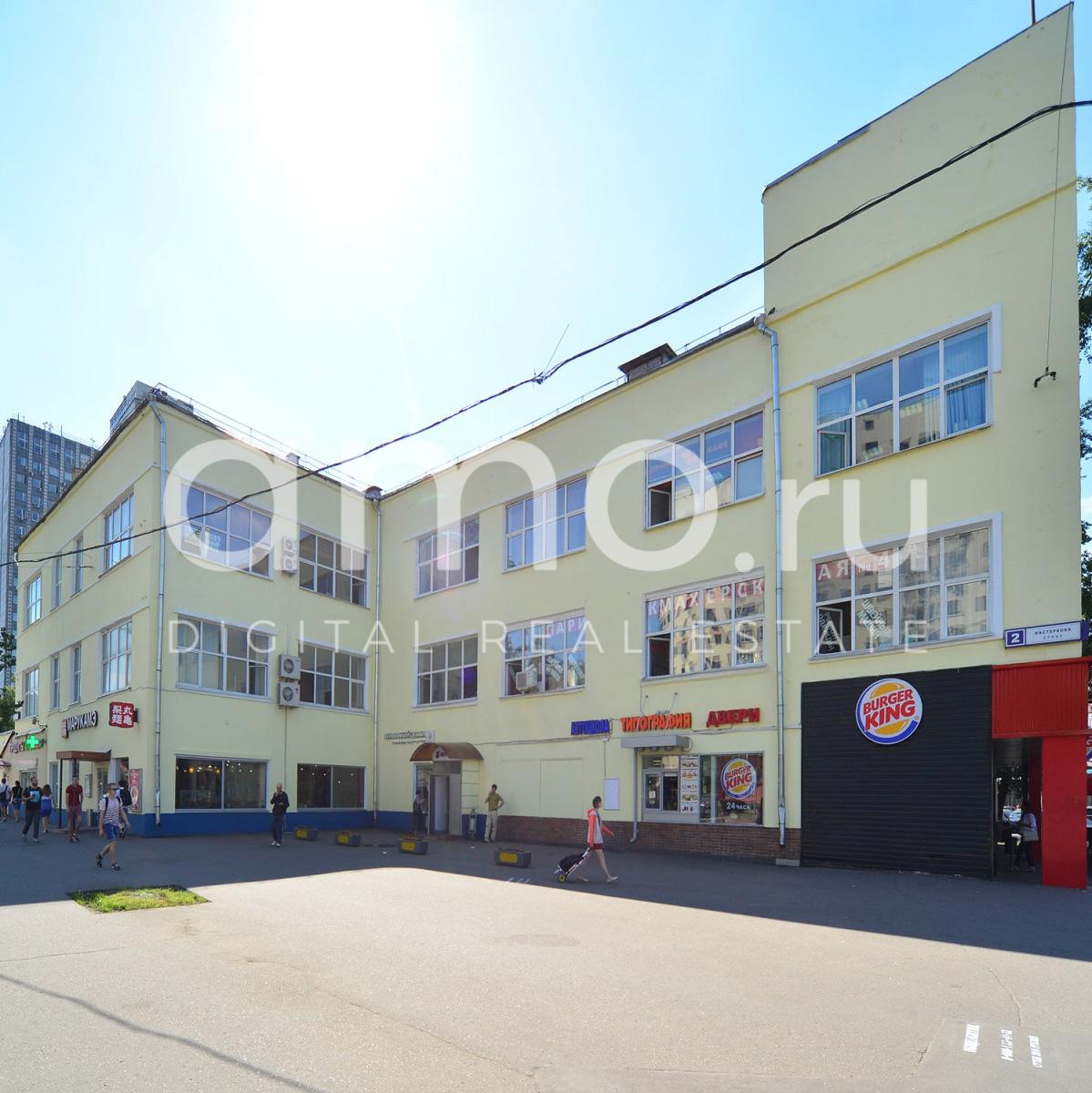 Аренда офиса 7 кв Мастеркова улица снять помещение под офис Нижнелихоборский 3-й проезд