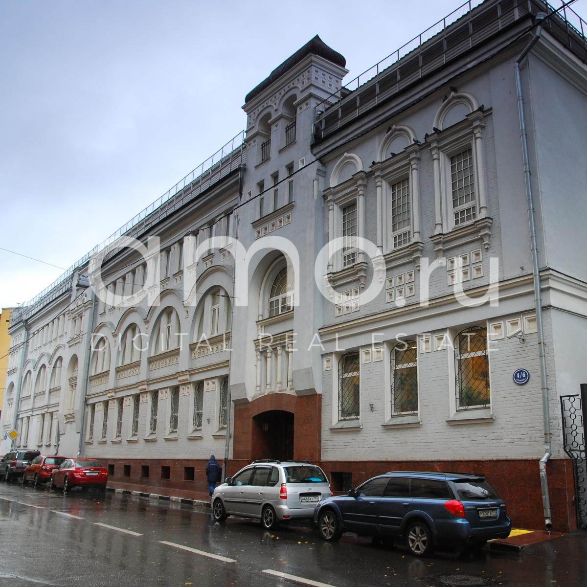 Аренда офиса 15 кв Монетчиковский 3-й переулок Аренда офиса 15 кв Городская улица