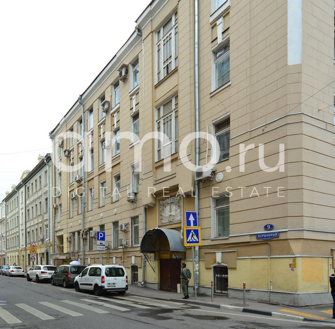 Аренда коммерческой недвижимости Фурманный переулок коммерческая недвижимость швейцария 2010 новости