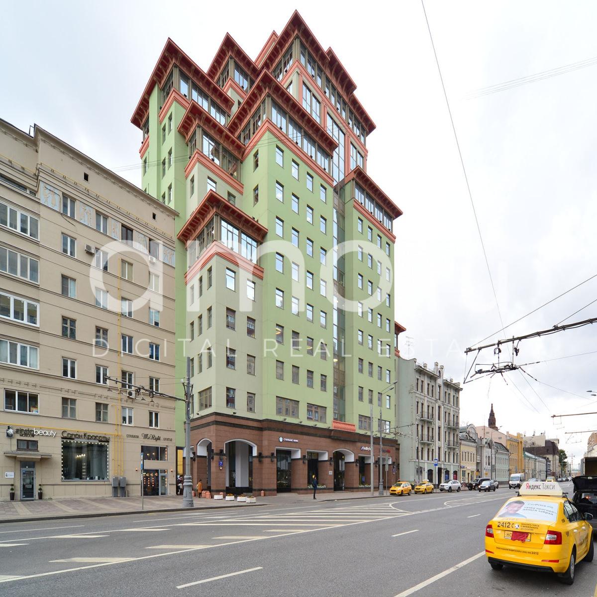 Аренда офисов от собственника Долгоруковская улица девелоперы коммерческая недвижимость