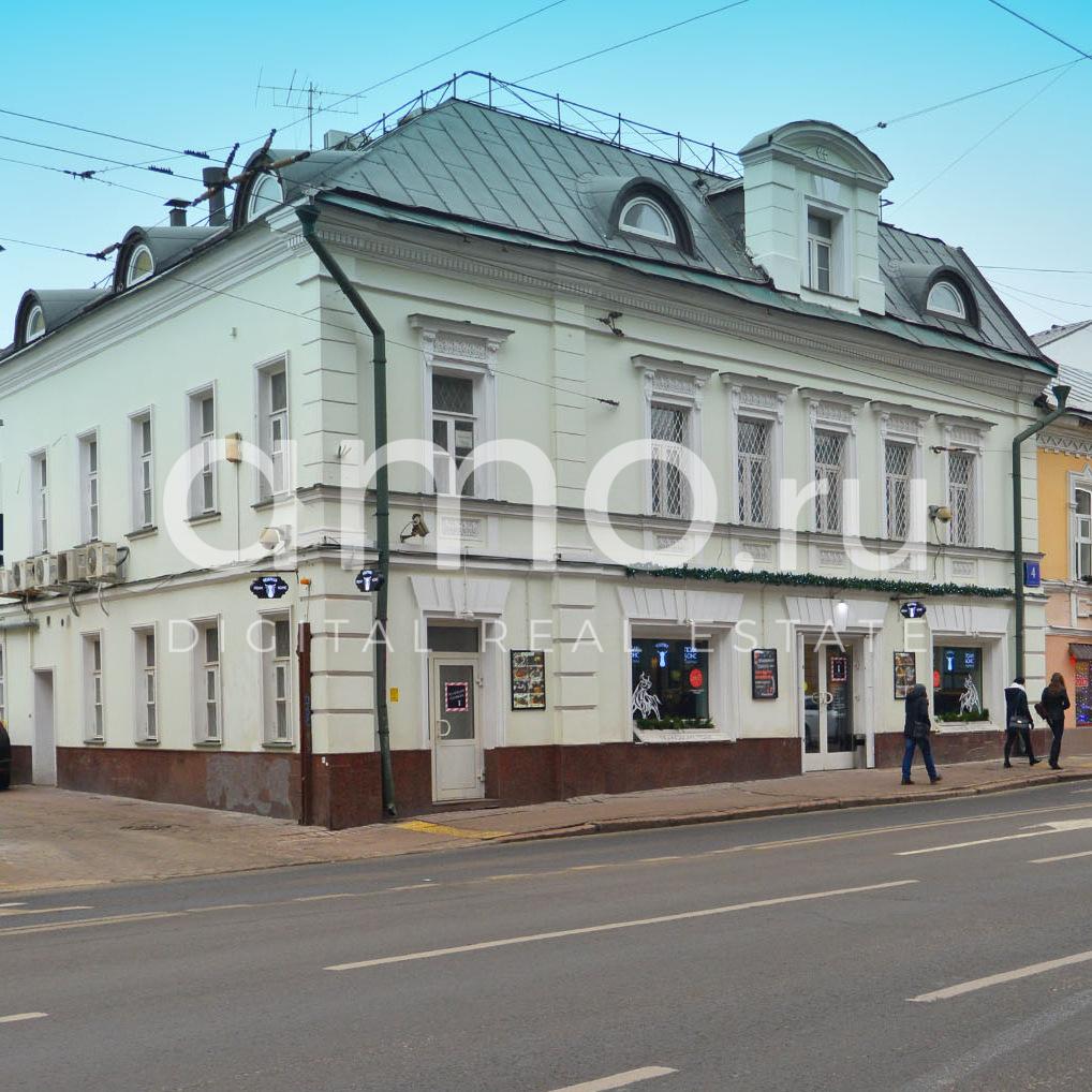 Офисные помещения Солянка улица Аренда офиса Максимова улица