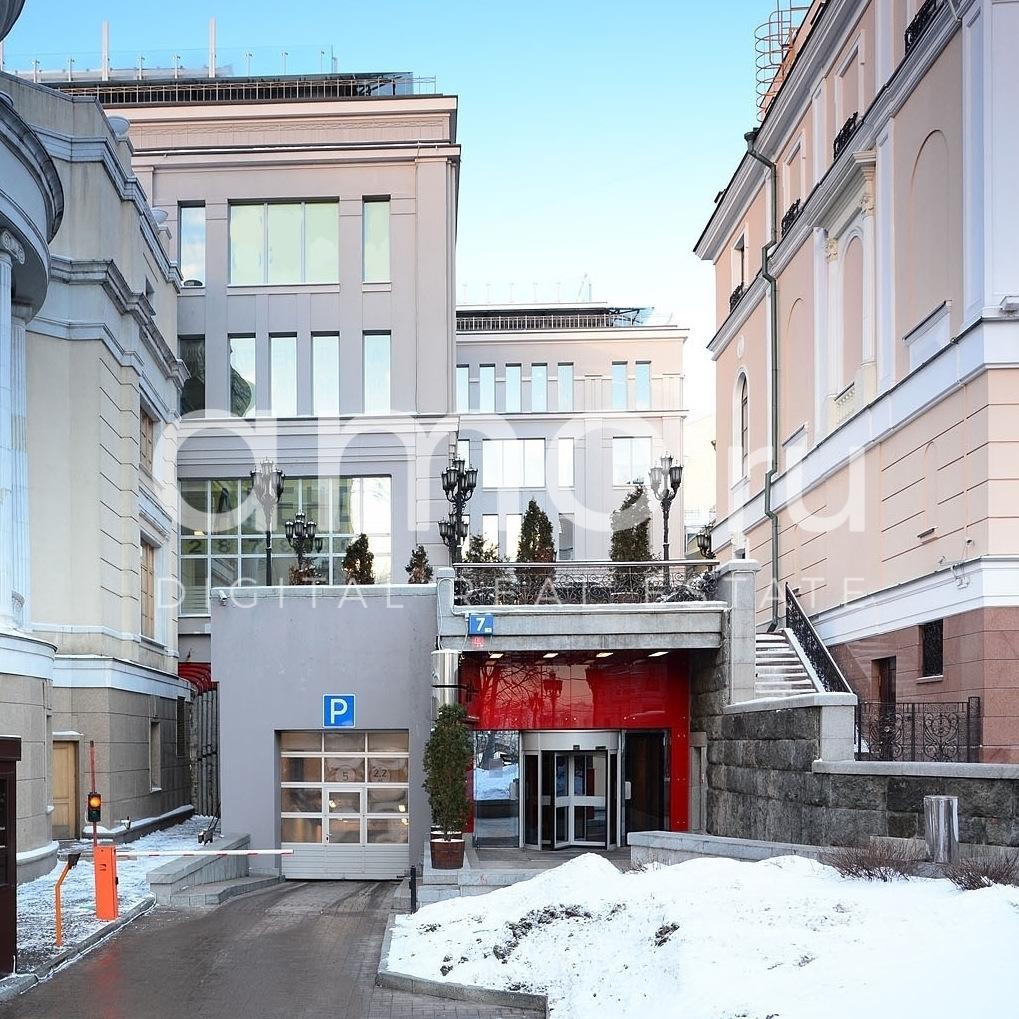 Поиск офисных помещений Знаменка улица арендовать офис Кожевническая улица
