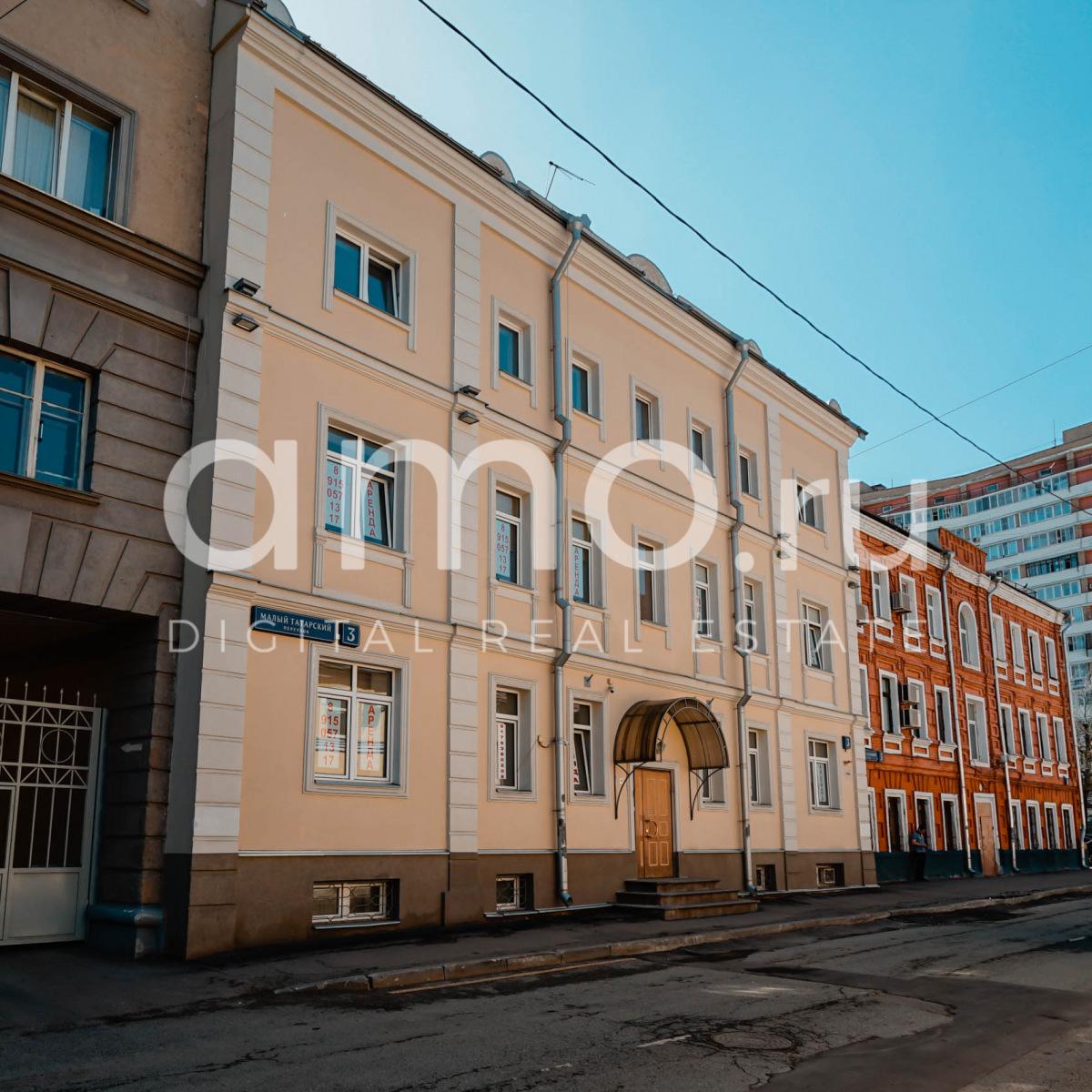 Большой татарский переулок аренда офиса Аренда офиса 60 кв Чешихинский проезд