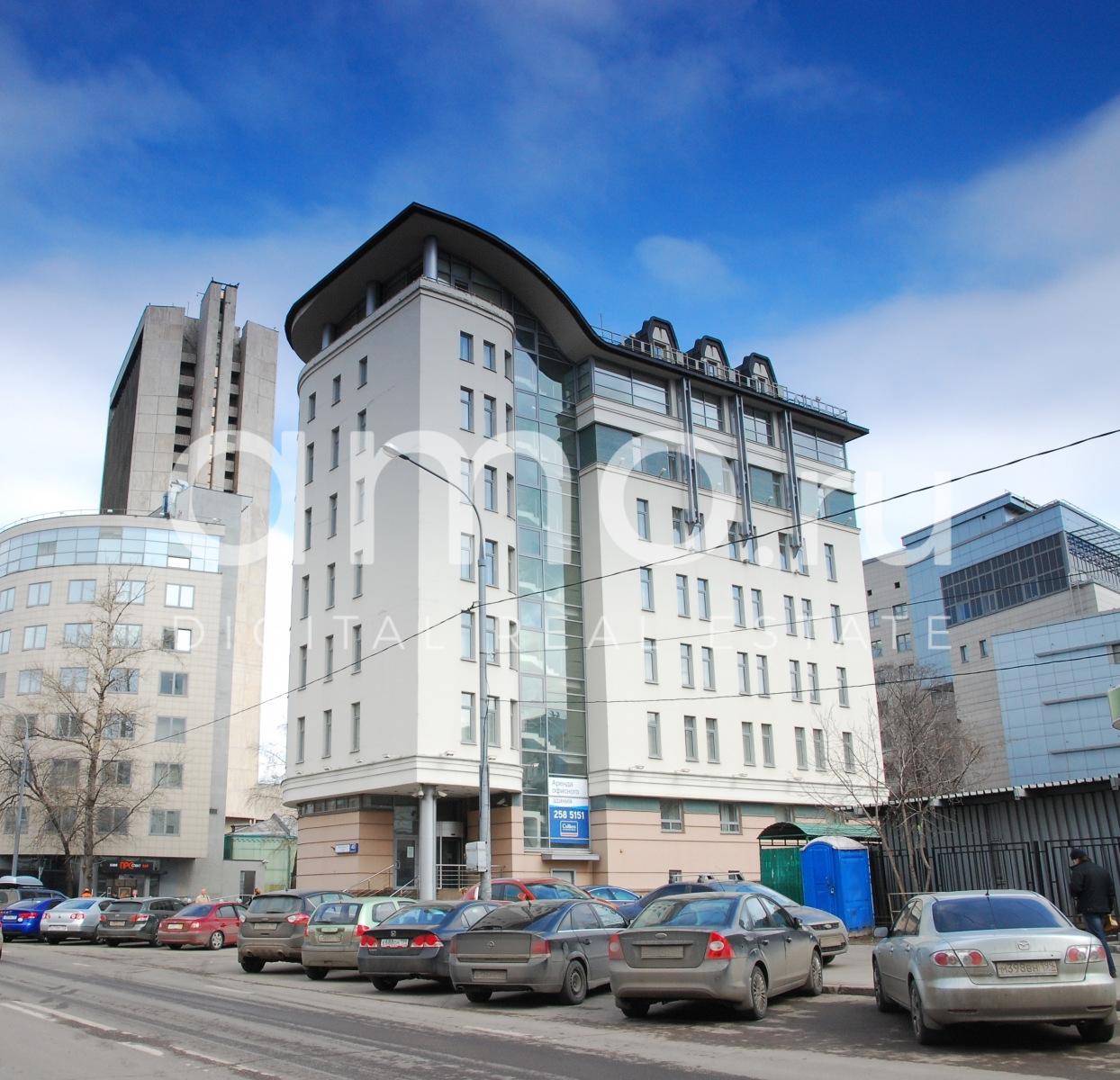 Снять офис в городе Москва Выползов переулок Аренда офиса Волконский 2-й переулок