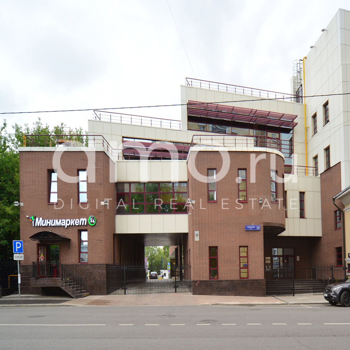 Сайт поиска помещений под офис Гончарная набережная Снять помещение под офис Семеновская