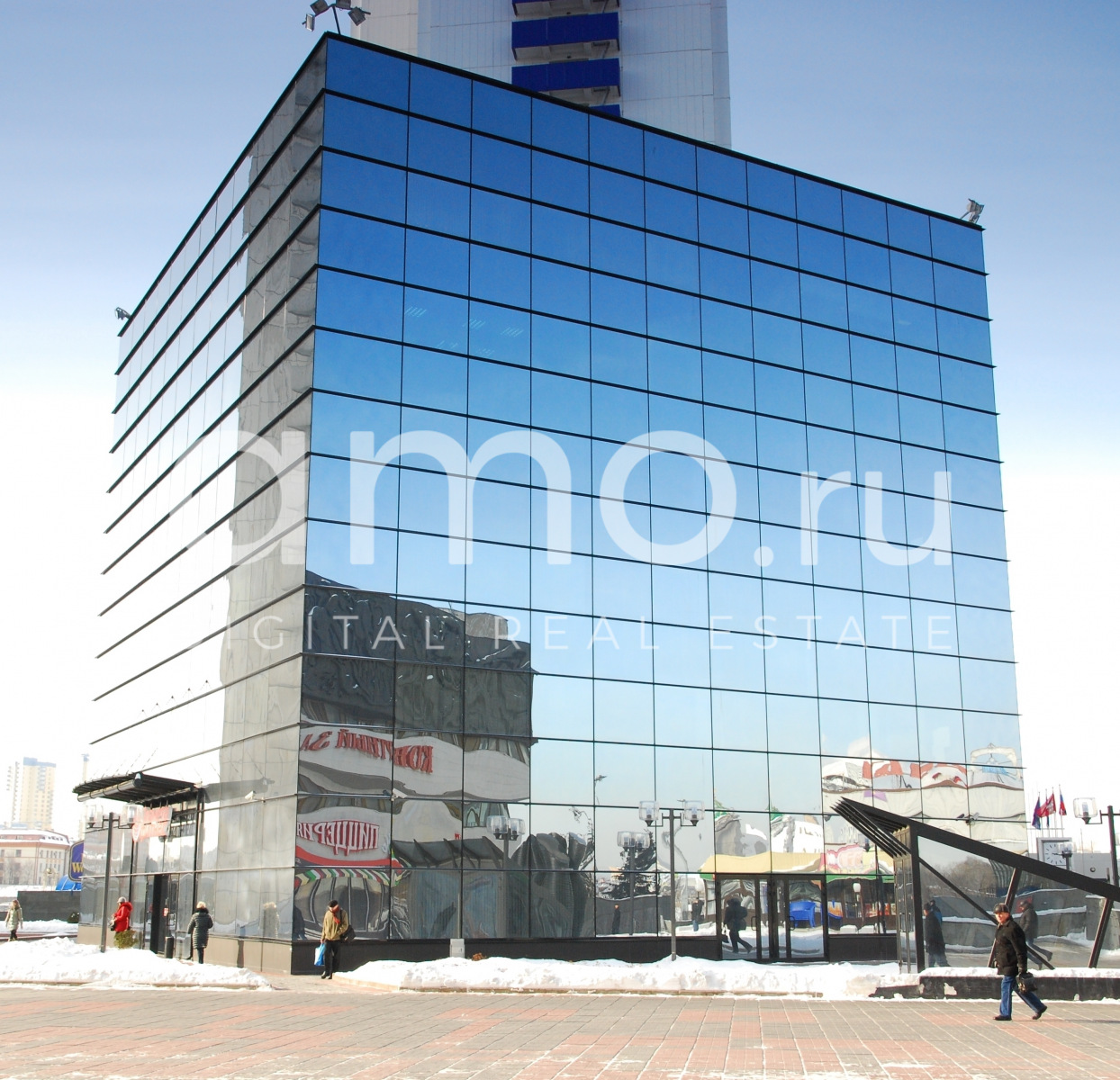 Поиск Коммерческой недвижимости Измайловское шоссе снять в аренду офис Черницынский проезд