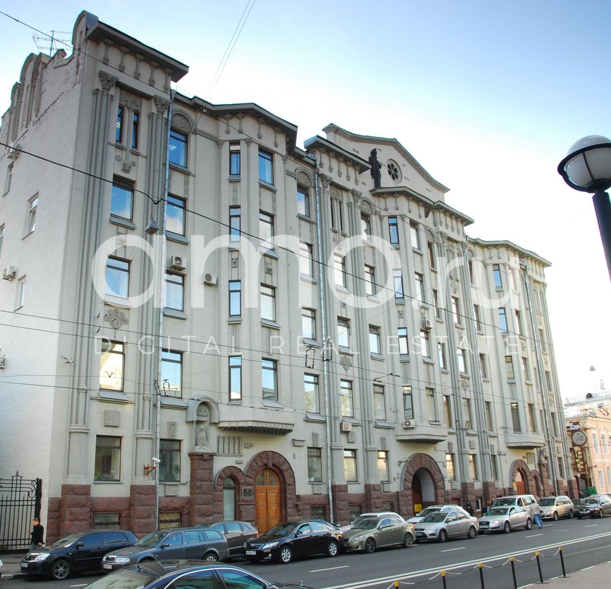 Поиск офисных помещений Житная улица аренда коммерческой недвижимости свао без комиссии
