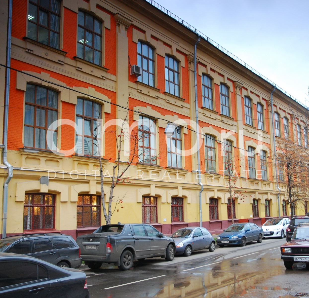 Сайт поиска помещений под офис Сыромятнический проезд поиск офисных помещений Бутовская Большая улица