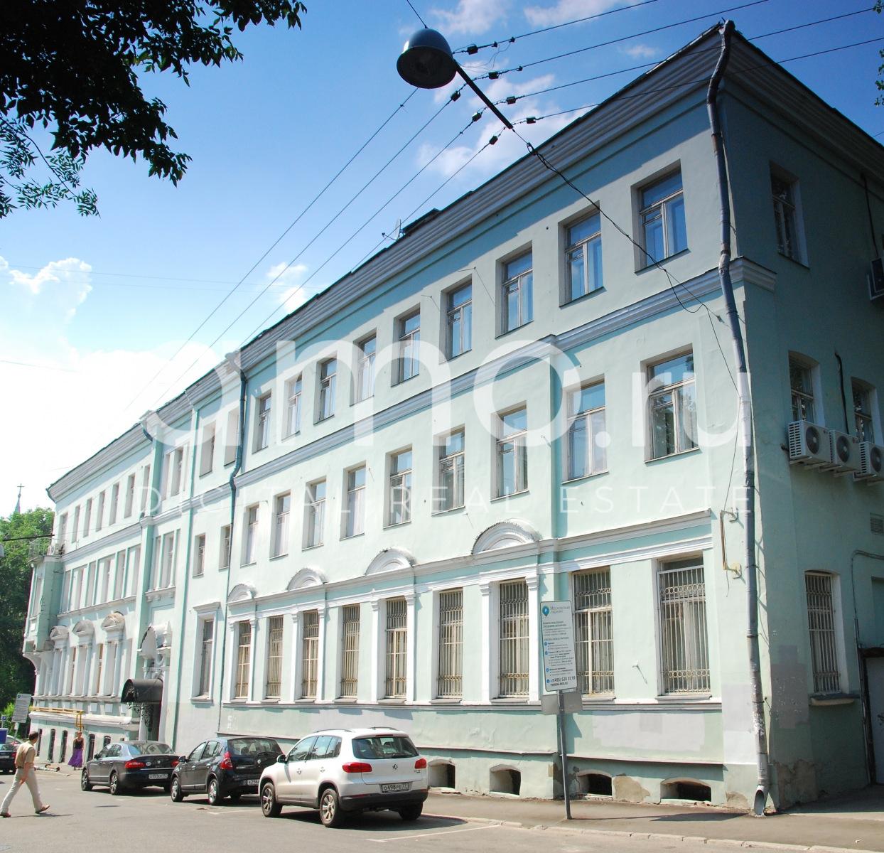 Офисные помещения Хохловский переулок Аренда офиса 15 кв Поликарпова улица