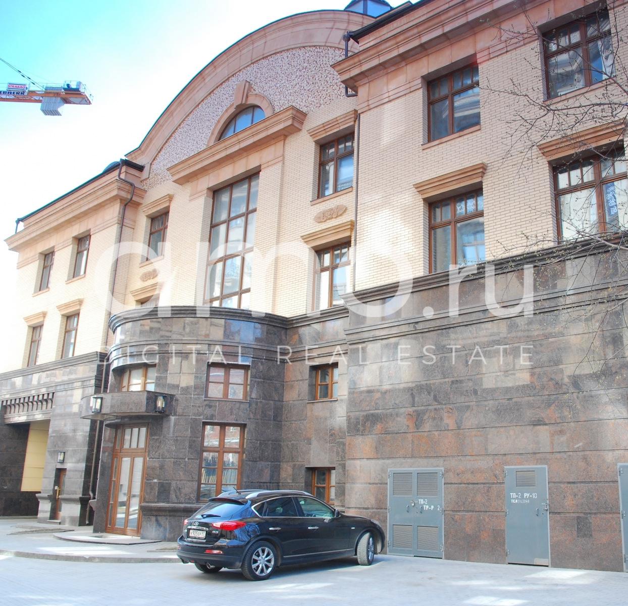 Поиск офисных помещений Турчанинов переулок Снять офис в городе Москва Красностуденческий проезд
