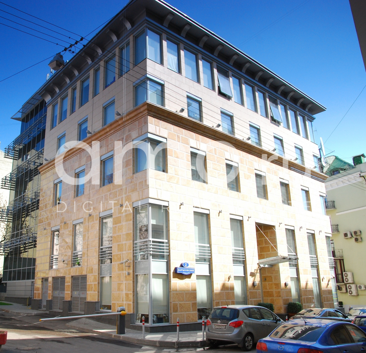 офисные помещения под ключ Касимовская улица