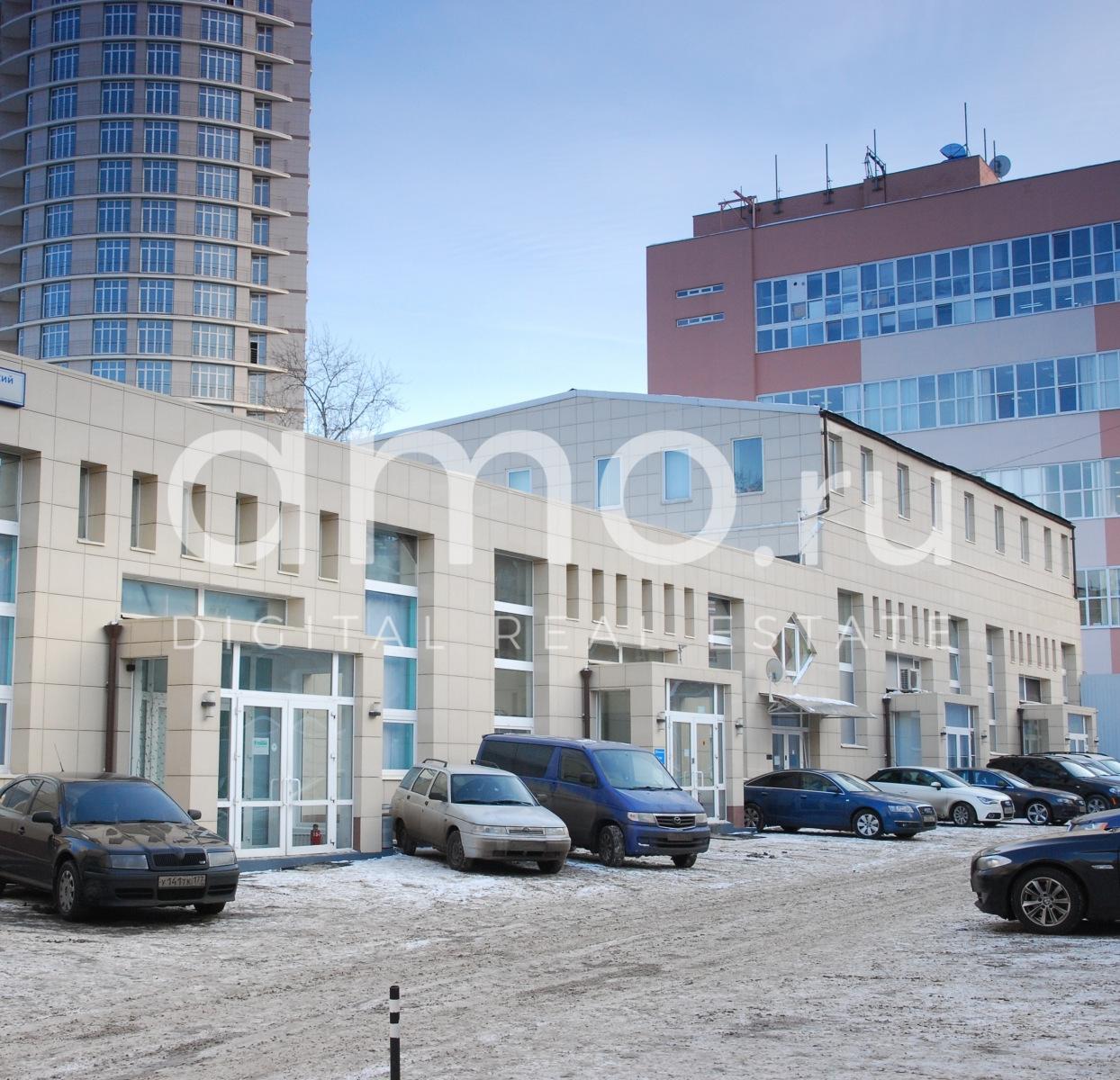 Аренда коммерческой недвижимости Щемиловский 2-й переулок Аренда офиса 40 кв Сальвадора Альенде улица